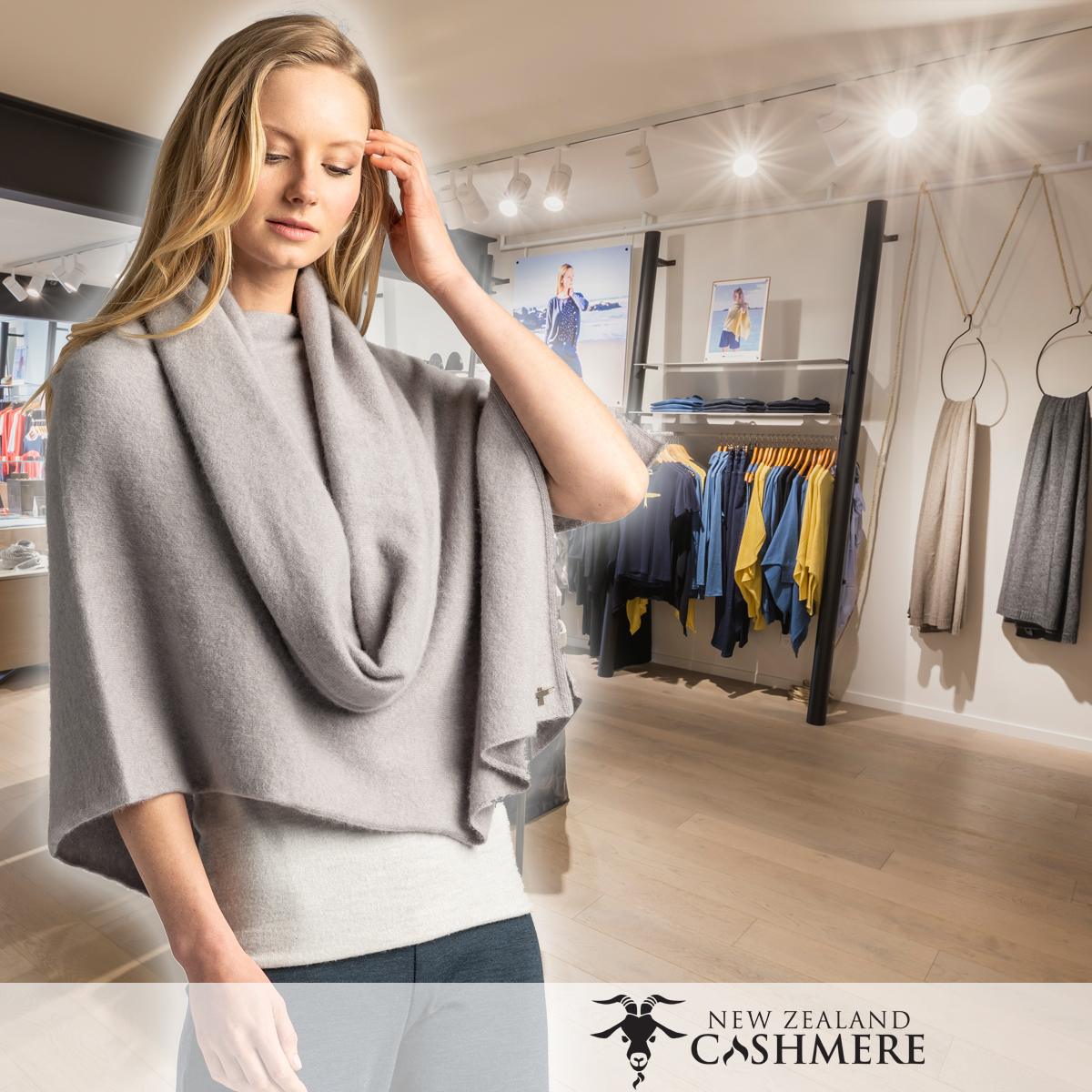 NZ Cashmere - Untouched World's Dream Loop